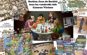 Nouvelle Section CSAG 974